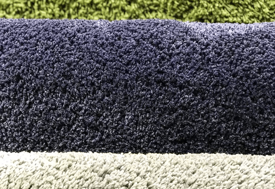 the different types of carpeting, carpet cleaning in kenosha, the dry guys