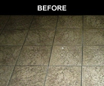 grout and tile cleaning, clean tile and grout, kenosha dry guys