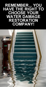commercial flood and water damage in kenosha, kenosha water damage company, commercial water damage restoration company
